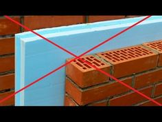 Осторожно! Утепление стен/фасадов ЭППС (экструдированным пенопластом, XPS) - YouTube