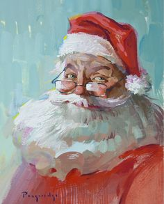 Tis' the 1st Day of Proko! I'll show you how to use gouache to paint Santa. Aaron Blaise stops by the studio to be my model :) Go gouache my new video and win my original painting at proko.com/12days
