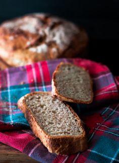 chleb bez zagniatania 073 Bread, Food, Brot, Essen, Baking, Meals, Breads, Buns, Yemek
