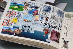Sketchbook 20x20 cm by conjure_real, via Flickr