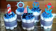 nautical baby shower food ideas - Google Search