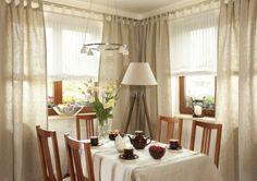 Vorhänge Leinen m. Schlaufen von dekoria-at-home auf DaWanda.com
