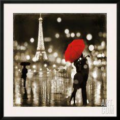 A Paris Kiss, by Kate Carrigan