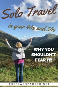 Embrace solo travel in your and Don't let the fear of being in a travel tribe of one prevent you from travelling alone in midlife. An essential baby boomer's guide to solo travel Travel Advice, Travel Tips, Travel Quotes, Solo Travel, Travel Usa, Women Travel Groups, Budapest Travel Guide, Best Cruise Ships, Travel Europe Cheap