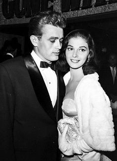 """I have loved one person in my whole life, and that was James Dean."" -Pier Angeli"