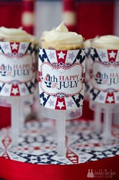 free 4th of july printables   Our Parties: 4th of July & Printables Giveaway   Double the Fun ...