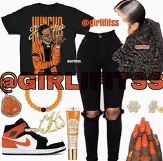 Summer Swag Outfits, Swag Outfits For Girls, Cute Outfits For School, Teenage Girl Outfits, Cute Swag Outfits, Dope Outfits, Teen Fashion Outfits, Girly Outfits, Trendy Outfits