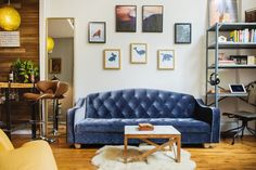 @apartmenttherapy has great ideas for #renters to add #color to their spaces, awesome for #homeowners too! #realestate #homedecor