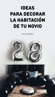 25 Best Ideas birthday gifts for boys Birthday Presents For Girls, Birthday For Him, 21st Birthday, Husband Birthday Decorations, Bf Gifts, Boyfriend Gifts, Ideas Aniversario, Birthday Surprise Boyfriend, Birthday Suprises For Boyfriend