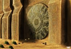In rumors and myth, there is a city that appears only ever so often within the desert. It is like a mirage, that focuses on that glass oasis, the Mirror of Heaven. Some say it is the last scar of the ancient wars, and some say it is simply a defense