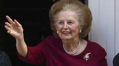 Former Britain Prime Minister Margaret Thatcher, 87, dies after suffering stroke   Fox News... 4/8/2013