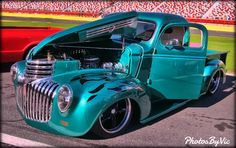 '41 Chevy Truck | 2014 Goodguys Southeastern Nationals, Char… | Flickr