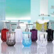 dispensador de colores de jabon liquido