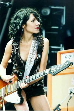 never met her PJ Harvey - Paris