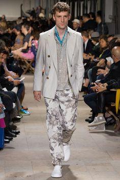 Hermès 2015 spring menswear
