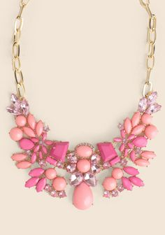 Lola Jeweled Necklace