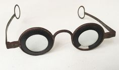 Antique Benjamin Martins Spectacles Martins Margins Spectacles C 1760   eBay