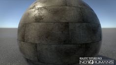 Top realism for your games with this amazing Texture Pack!! All that you need for professional results!!  Customizable Wood Texture. (With infinite posibilities).  +8 Different Metals: 	- Steel 	- Aluminium 	- Chrome 	- Galvanized 	- Rusty 	- Gold 	- Copper 	- Gloss Paint (customizable color)  and +22 Great Textures more: 	- Asphalt         - Asphalt cracked 	- Sand 	- Concrete 	- Porous Wall  	- wall Paint (customizable color) 	- Stone Brick 	- Clay Brick 	- Ceramic Tiles 	- Porcelain Tiles…