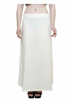 999f0cde154c Pure Cotton Saree Petticoat Women Inskirt Underskirt Indian Sari Innerwear  Skirt #fashion #clothing #