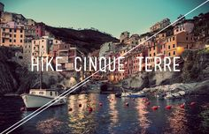 Complete Guide to Hiking Cinque Terre Solo | Off Track Planet //