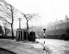 a photographic archive of Leeds - Display Leeds Library, Leeds City, Police Box, West Yorkshire, Hyde Park, Back In Time, House In The Woods, Old Pictures, Street
