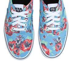 Vans x Star Wars Collection Authentic Shoes