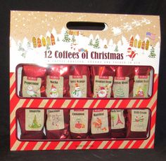 12 Coffees of Christmas Gift Set #MarketplaceBrands