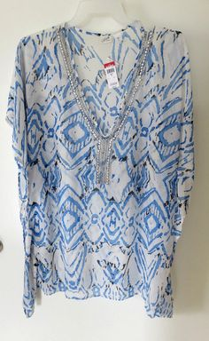 NWT Jaclyn Smith Brand Women's Bathing Suit Covers #JaclynSmith #BathingSuitCover