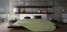 Camera da letto in stile zen n.38