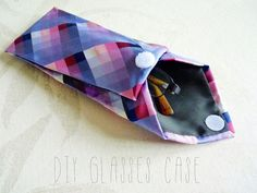 Necktie to sunglass case | Trash Into Treasure: 10 Rad Upcycling Projects