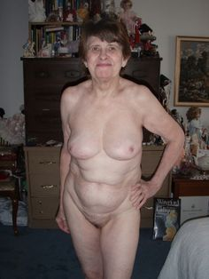 Suggestive Grandma