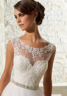 ML Accessories - 11075 - All Dressed Up, Bridal Belt
