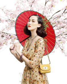 spring breeze - Vogue Korea Mar 2012