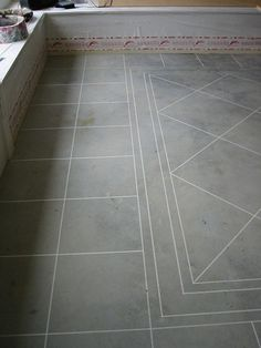 Acid Etched Concrete Stain is used throught out our home.