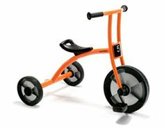 * TRICYCLE LARGE AGE 4-8 by MotivationUSA. $161.20. * This tricycle is designed with a large front wheel enabling children up to 8 years of age to have fun on the playground. The keen children will love to drive around on this trike.