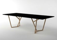 Klara Dining Table due out soon through Moroso...