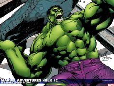 Hulk - the-incredible-hulk Wallpaper