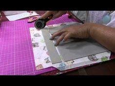 Mulher.com 12/11/2014 - Risque Rabisque em Cartonagem por Monica Quirino - Parte 1 - YouTube