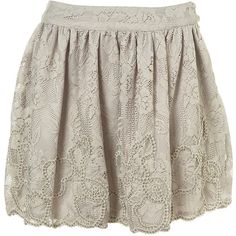Vintage Lace Prom Skirt ($30) ❤ liked on Polyvore featuring skirts, bottoms, saias, faldas, women, brown skirt, vintage lace skirt, vintage skirts and prom skirt