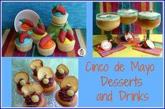 Desserts & Drinks for Cinco de Mayo