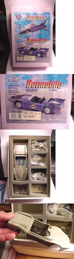Super Hero 2593: 1995 Horizon Batmobile Circa 1980 S 1 24 Solid Model Kit Dc Comics Mib Unused -> BUY IT NOW ONLY: $95 on eBay!