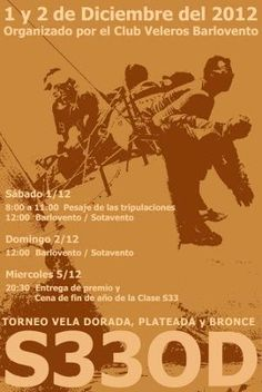 Argentina. Torneo Vela Dorada, Plateada y Bronce.