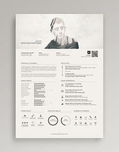 https://www.behance.net/gallery/21555345/Resume-Curriculum-Vitae