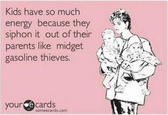 Or.... their babysitters!