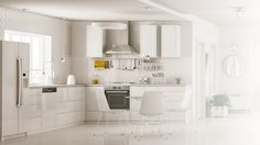 5 home design fads fading out in 2017: Designers say white-on-white kitchens and gray walls… http://www.realtor.com/advice/home-improvement/outdated-interior-design-trends-2016/