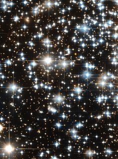 NASA's Hubble Space Telescope has uncovered what astronomers are reporting as the dimmest stars ever seen in any globular star cluster. Globular clusters are spherical concentrations of hundreds of thousands of stars. These clusters formed early in the 13.7-billion-year-old universe. The cluster NGC 6397 is one of the closest globular star clusters to Earth. Seeing the whole range of stars in this area will yield insights into the age, origin, and evolution of the cluster