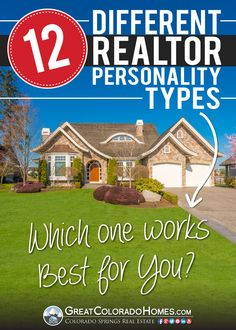 12 Different Realtor Personality Types