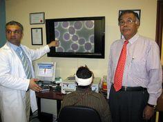 Scientific Test: Magnet Therapy (Medical Biomagnetism/Biomagnetic Pair). Dr. Goiz and Dr. Hilu (Spain 2009)