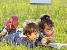 Three Ways to Prevent Summer Slide  Try these strategies to help your reader improve her reading during the summer and beyond