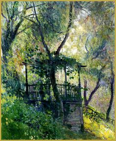 Guy Rose - The Old Summer House